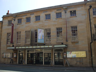 The Oxford Playhouse
